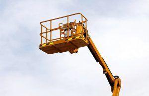 Veilig werken met een hoogwerker