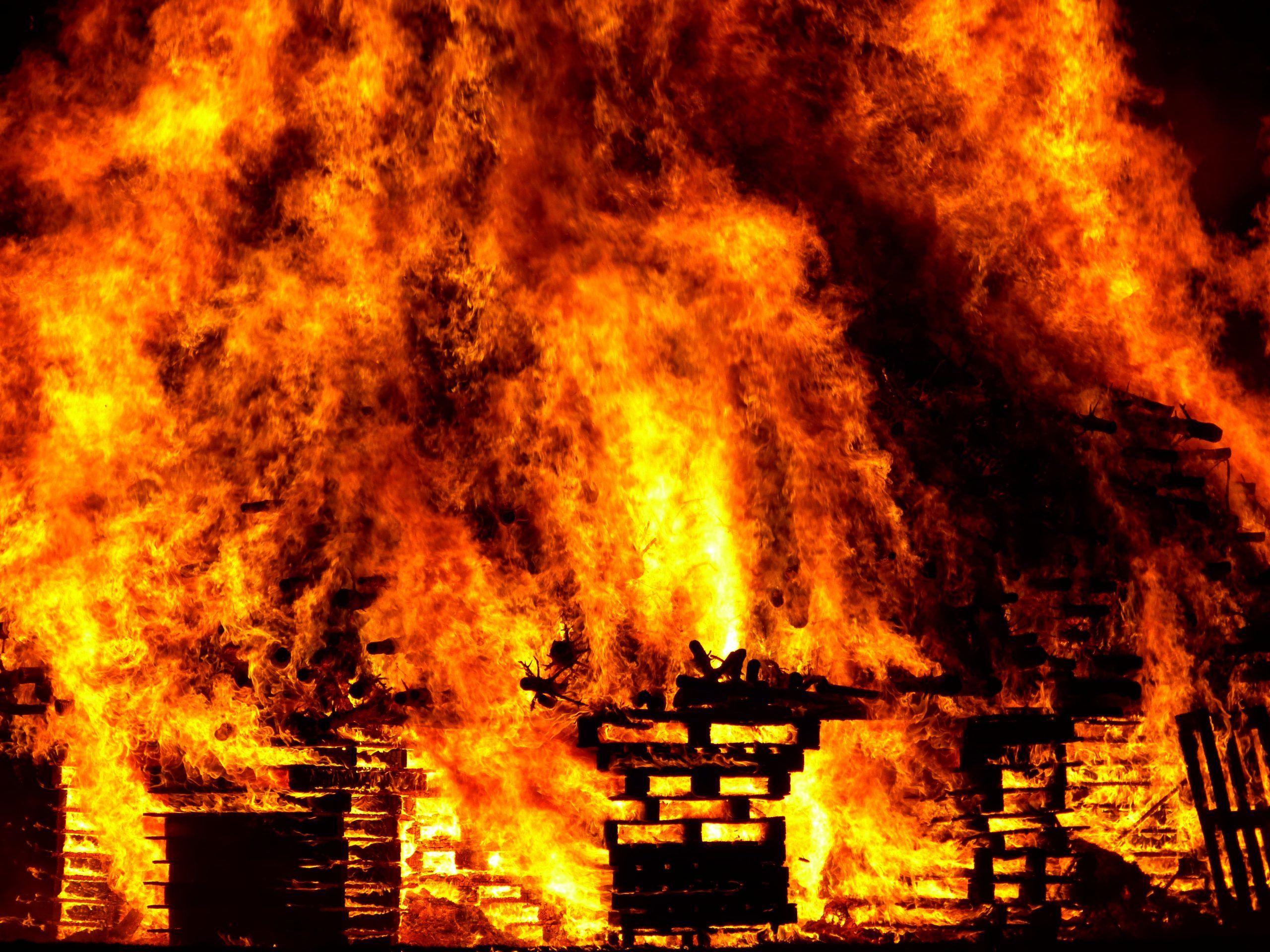 Bedrijfsbranden